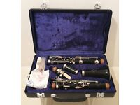 Clarinet Buffet Crampon B12 REFURBISHED with Carry Case and Accessories
