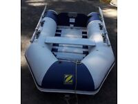 ZODIAC CADET INFLATABLE DINGHY (2.6 meter)