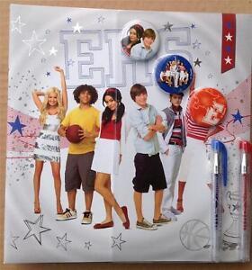 Holds 80 Photos High School Musical Flip Photo Album 6 x 4 80 Pockets 2 Free Pen