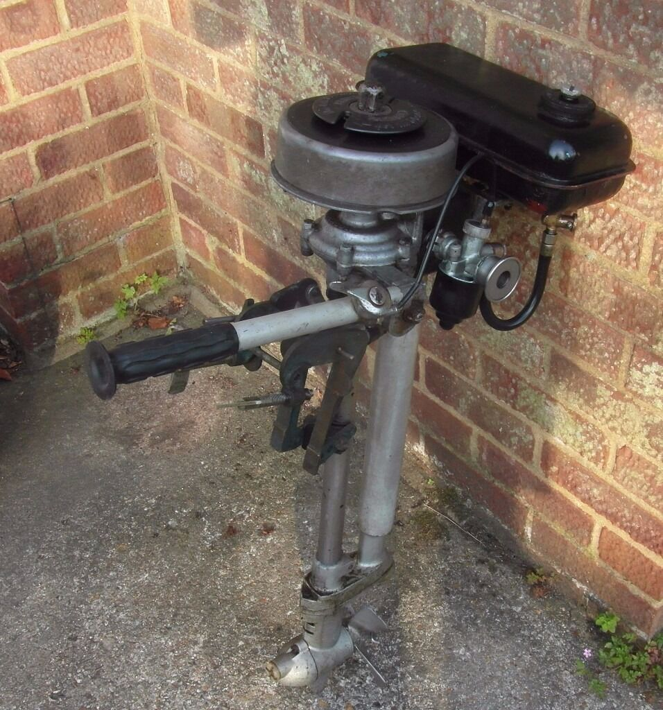Seagull engine ads buy sell used find right price here for Seagull outboard motor value