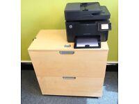 IKEA Galant file storage unit - lockable
