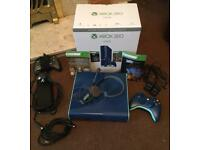 Xbox 360 Special Edition 500gb with 14 games and Infinity Set with figures