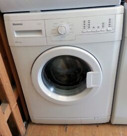 Blomberg WNF6221 6kg load capacity 1200 spin washing machine A+ energy rated