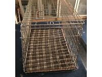 Large Foldable Dog Cage / Crate