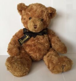 Harrods Credit Car Teddy Bear