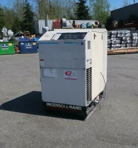 INGERSOLL RAND 25hp Rotary Screw Compressor