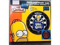 New Dart Board