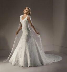Gorgeous Brand New Maggie Sottero Florencia Wedding Dress Size 8