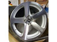 NEW 15'' x 8 ROTIFORM NUE STYLE ALLOY WHEELS 4x100 VAUX HONDA MINI etc