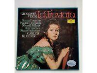 Opera Box Set- Giuseppe VERDI - La Traviata- Stereo - JB 2707 103