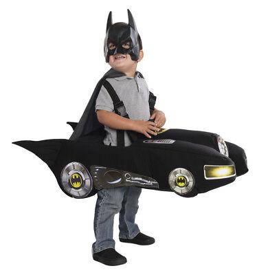Kleinkind Batman Batmobil Auto Kostüm Lizensiert