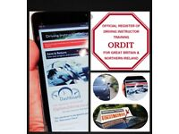 ORDIT-Proffessional Driving Instructor and Standards Check Training Offered.