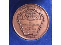 Commonwealth Competitors Medal