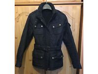 Ladies Barbour international quilted jacket