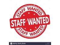 Packing staff required