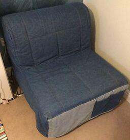 Ikea Chair Bed (Single)