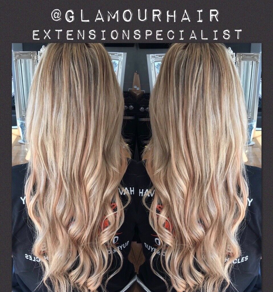 Glamour Hair Hair Extension Specialist In Bournemouth Dorset