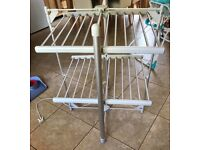 Great condition Heated Airer