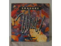 ERASURE - Wild - mini collection Vinyl