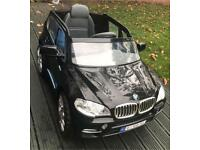 Electric BMW X5 toy