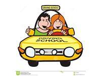 Driving school £18 hour