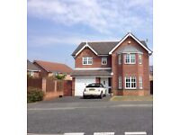 Immaculate Large 4 Bed Exeutive Detached House - Excellent Transport Links - Close to Aintree Hosps