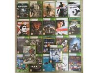 22 Xbox 360 Games Bundle - Huge Bundle of Xbox 360 Games