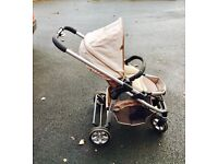 Icandy cherry travel system complete with maxicosy car seat