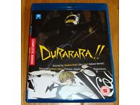 Durarara!! Season one ( Anime ) Bluray
