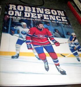 Hockey Books Gretzky Domi Howe Lindros Meeker Robinson Olympic Oakville / Halton Region Toronto (GTA) image 4