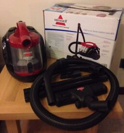 Bissell Easy Vac Compact Bagless Cylinder Vacuum Cleaner