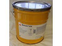 SIKA - 618 1 x 15L Dark Grey Liquid Waterproofing Membrane Roofing(15m2)