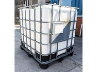 1000L IBC Water Tank Container | Water Storage