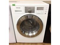 Samsung ECO BUBBLE, White, 8kg, Air Refresh WASHER DRYER + 3 Months Guarantee + FREE LOCAL DELIVERY