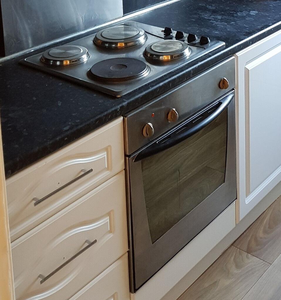 Integrated Oven Hob If Wanted Working When Removed But Dial Markings Have Worn Off