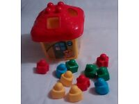 Lego Duplo Shape sorter