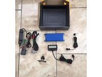 Parrot ck3100 Bluetooth handsfree kit, LCD Display