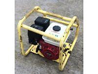 Karcher Petrol power washer .