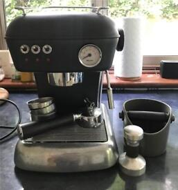 Ascaso Dream coffee machine