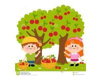 Childminder available in EK area