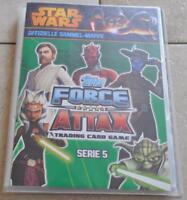 Star Wars Force Attax CLONE WARS Serie 5 Sammelalbum mit 144 Kart Bayern - Gaimersheim Vorschau