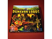 Vlaada Chvatil Dungeon Lords - board game - like new