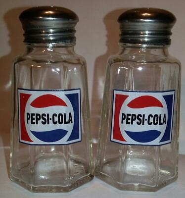 Vintage 1940/'s Pepsi:Cola Double Dot 12oz Bottle 5 cents Cardboard Sign NOS