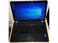 Hp Pavilion laptop, 17.3'', i5-4200M 3.1 Ghz, 8 GB RAM, SSD 128 GB