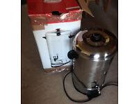 Swan 26L Tea Urn 2500W stainless steel auto Temp Control