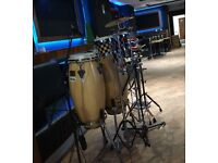 REDUCED PRICE TODAY !!, £395 Congas 10 inch, 11 inch and 113/4 inch.