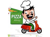 Takeaway delivery driver