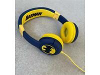 Batman Kids Headphones