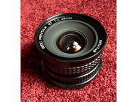 Pentax SMC 45mm Lens for 67ii and similiar. Excellent Condition
