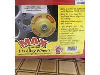 Max by Bulldog wheel lock
